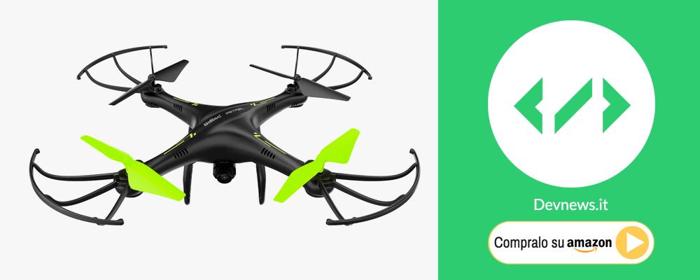 idea regalo nerd: Drone telecomandato