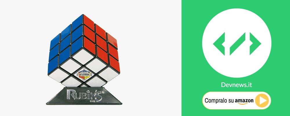idea regalo per programmatori e enerd: cubo di rubik