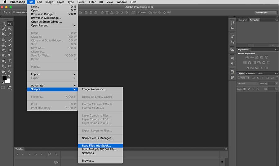 come creare una gif con photoshop per banner animato pubblicità
