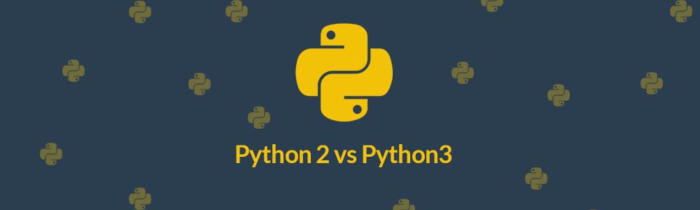 python 2 vs python 3 quale devo utilizzare per iniziare?