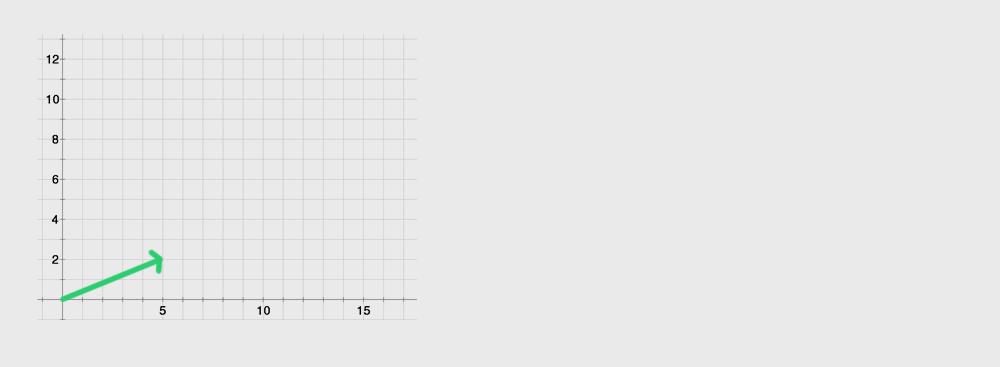 vettore con grafico, cosa sono i vettori per l'informatica