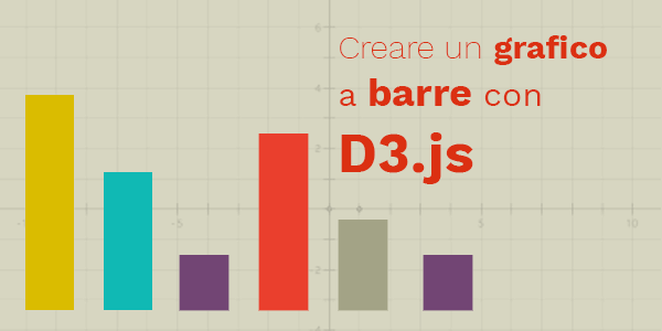 Guida javascript in italiano Come creare un grafico a barre con JavaScript e D3.js