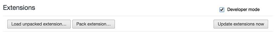 come creare un'estensione per google chrome per cambiare pagina new tab