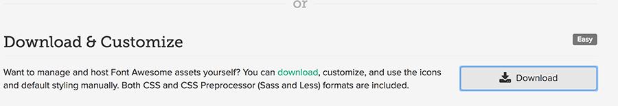 come utilizzare ed includere icone nel vostro sito HTML
