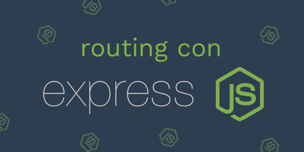 Guida nodejs in italiano Guida Router Express.js: Creare struttura di una web app