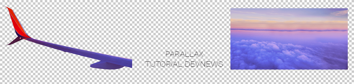 post tutorial italiano su come creare un effetto parallax parallasse con javascript e jquery